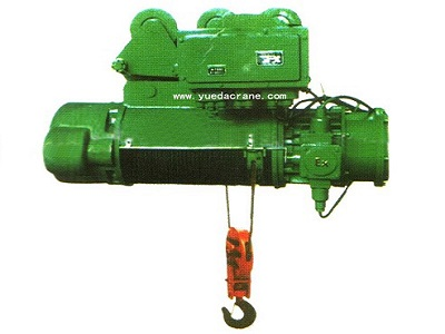 HB model wire rope explosion proof electric hoist